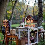 Осень на даче: 12 вдохновляющих идей для уютного и красивого отдыха