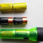 Какие поделки сделать из батареек?