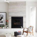 Камин в небольшой квартире: 15 интересных решений
