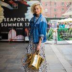Модные тренды в жизни: 9 невероятных образов гостей недели моды в Нью-Йорке