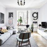 Как расставить мебель в маленькой комнате для удобства всей семьи: 10 практичных советов