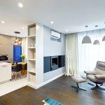Как из простой квартиры сделать многофункциональное и уютное пространство для всей семьи
