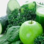 Особенности зеленой диеты для похудения