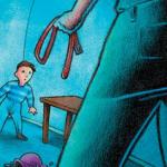 Почему категорически нельзя бить ребенка?