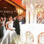 Пугачева, Малахов и президент Армении: как прошла самая звездная свадьба этого года