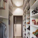 Советы по организации гардеробной комнаты