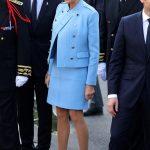 Как первая леди Франции Бриджит Макрон избавила зрелых женщин от табу на мини