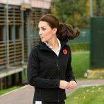 Снова в строю: беременная Кейт Миддлтон сыграла в теннис