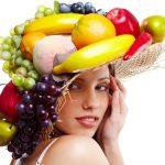 Принципы питания для улучшения состояния волос