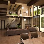 Основные элементы оформления частного дома, на которые стоит обратить пристальное внимание еще во время строительства