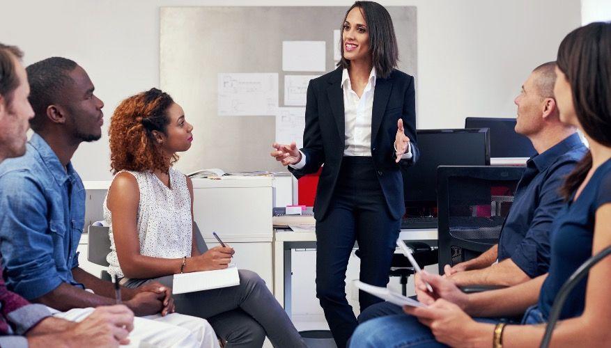 Лучшие руководители женщин не могут быть мужчинами, вот почему?