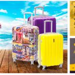 Качественные и дешевые чемоданы от TEVIN