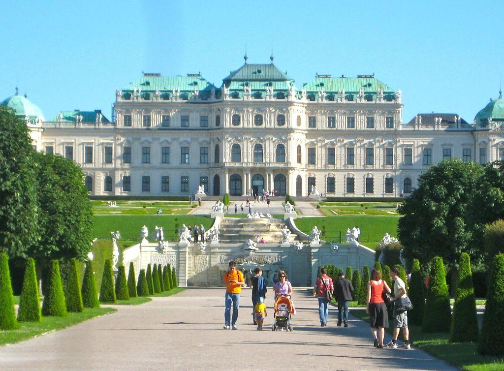 Достопримечательности Вены, Австрия
